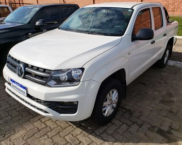 Volkswagen Amarok 2.0 SE 4x4 TDi (Cab dupla) 2017}