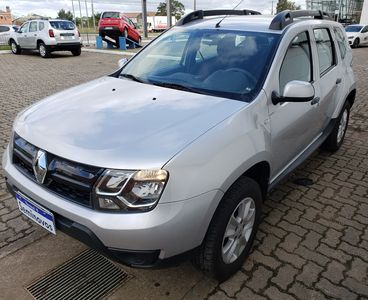 Renault Duster Expression 1.6 CVT (Automático) 2019}