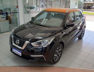 Nissan Kicks 1.6 S MT 2018}