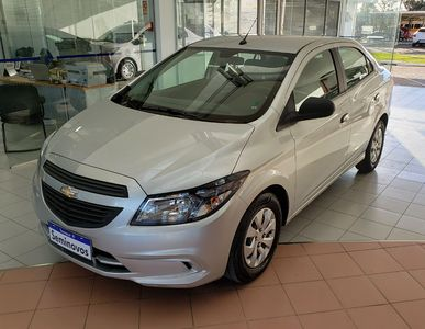 Chevrolet Prisma Joy 1.0 (Flex) 2019}