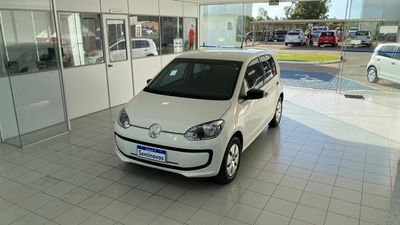 Volkswagen up! take up! 1.0 2017}