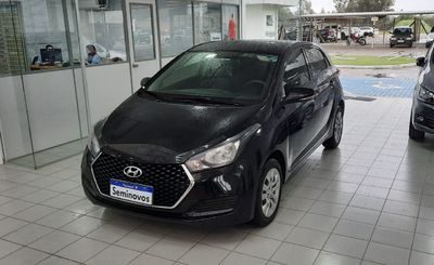 Hyundai HB20 1.6 Comfort 2019}