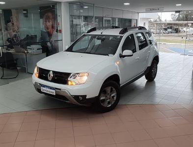 Renault Duster Dynamique 1.6 CVT (Automático) 2020}