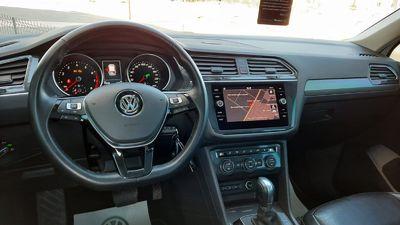 Volkswagen Tiguan Allspace Comfortline 250 TSI 2019}