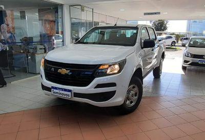 Chevrolet S10 S10 LS 2.8 diesel (Cab Dupla) 4x4 2020}