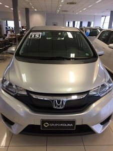 Honda Fit EX 1.5 16V (flex) 2015}