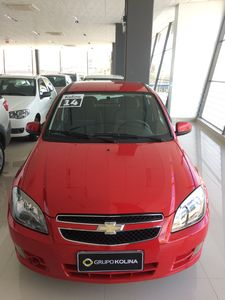 Chevrolet Celta LS 1.0 (Flex) 4p 2014}