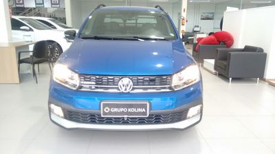 Volkswagen Saveiro Cross 1.6 CE 2018}