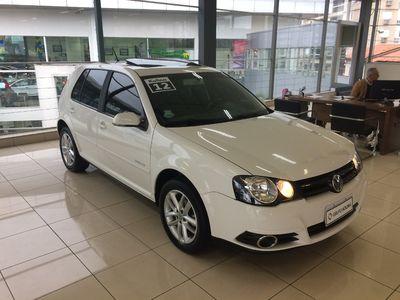 Volkswagen Golf 1.6 MI 8V Sportline Limited Edition 2012}