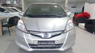 Honda Fit LX 1.4 (aut) 2014}