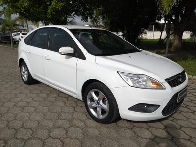 Ford Focus Hatch GLX 1.6 16V (Flex) 2012}
