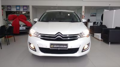 Citroën C4 Lounge Exclusive 1.6 THP (Aut) 2016}