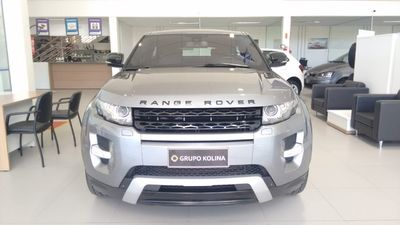 Land Rover Evoque 2.0 Si4 Coupé Dynamic Tech Pack 2012}
