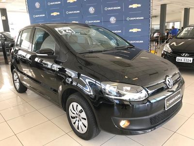 Volkswagen Fox 1.0 MI Bluemotion 8V 2014}