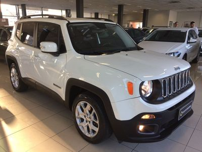 Jeep Renegade 1.8 16V Longitude 2016}