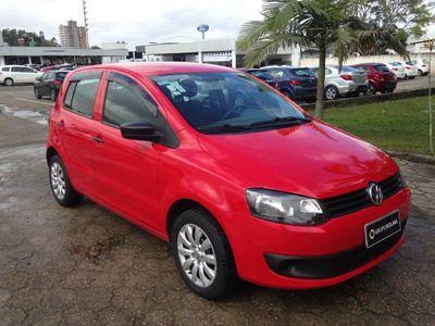 Volkswagen Fox 1.0 Trendline 4p 2014}