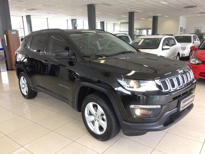 Jeep Compass 2.0 16V Sport 4x4 2018}