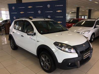 Renault Sandero Rip Curl 1.6 2012}