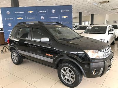 Ford Ecosport Freestyle 1.6 (Flex) 2012}