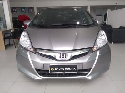 Honda Fit LX 1.4 (flex) (aut) 2014}