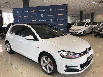 Volkswagen Golf GTI 2.0 TSI 2014}