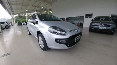Fiat Punto Attractive 1.4 (Flex) 2016}