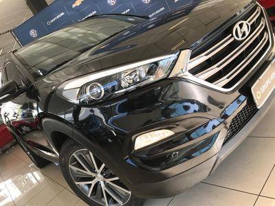 Hyundai Tucson GLS 1.6 T-GDi (Aut) 2017}