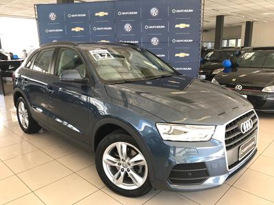 Audi Q3 Attraction 1.4 TFSI S tronic Flex 2017}