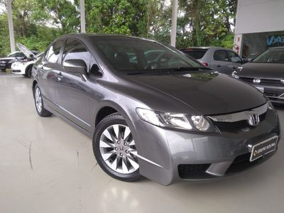 Honda Civic Sedan LXL 1.7 16V (aut) 2011}