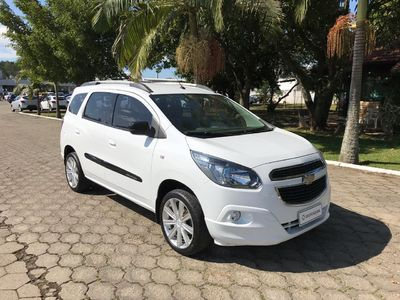 Chevrolet Spin LT 1.8 2014}