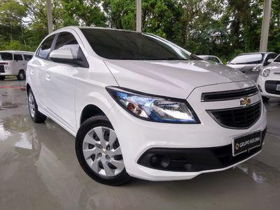 Chevrolet Onix 1.4 LT SPE/4 2016}