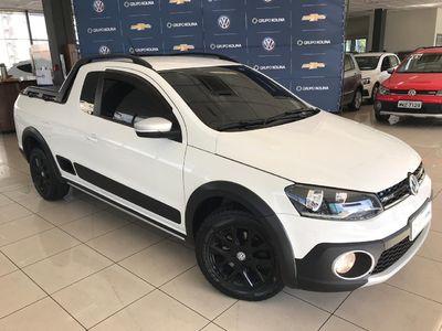 Volkswagen Saveiro Cross CE 1.6 8V Total Flex 2016}