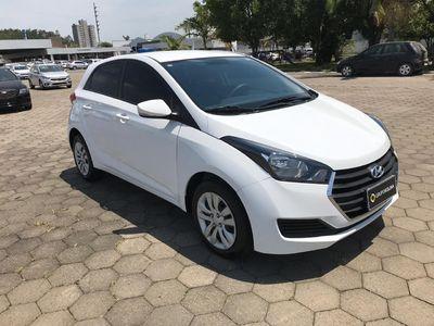 Hyundai HB20 1.0 Comfort 2017}