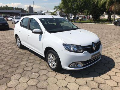 Renault Logan Dynamique 1.6 8V Easy-r (Aut) 2016 2015}