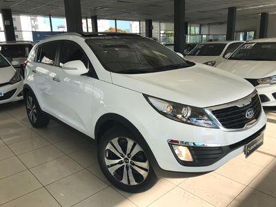 Kia Motors Sportage EX 2.0 4X2 (Aut)  (Flex) P588 2014}