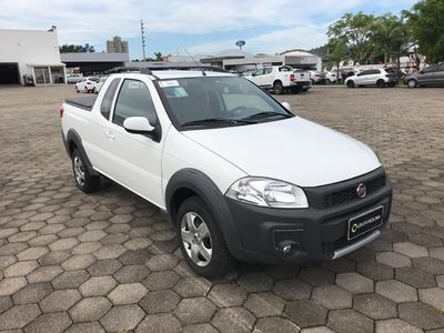 Fiat Strada Hard Working CE 1.4 EVO 2018}