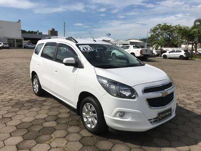Chevrolet Spin LTZ 7S 1.8 (Aut) (Flex) 2017}