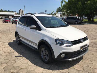 Volkswagen CrossFox 1.6 VHT (Flex) 2012}