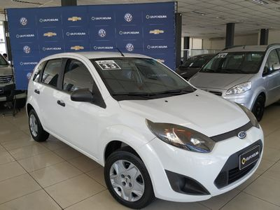 Ford Fiesta 1.0 (Flex) 2013}