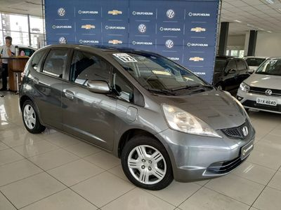 Honda Fit DX 1.4 (Flex) 2012}