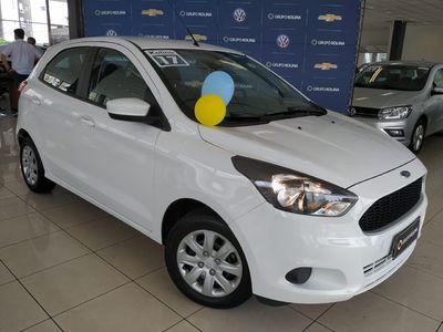 Ford Ka S 1.0 2017}