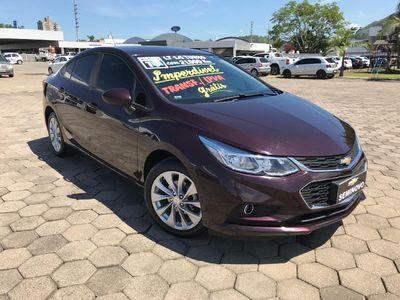Chevrolet Cruze LT TURBO 1.4  2017}