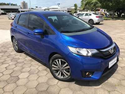 Honda Fit EXL 1.5 16V (flex) (aut) 2015}