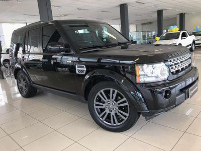 Land Rover Discovery 4 4X4 SE 2.7 V6 (7 lug.) 2010}