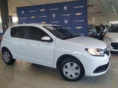 Renault Sandero Expression 1.6 (Flex) 2018}