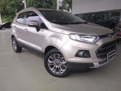 Ford Ecosport Freestyle 1.6 (Aut) 2014}