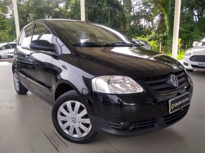 Volkswagen Fox Plus 1.6 8V (Flex) 2007}