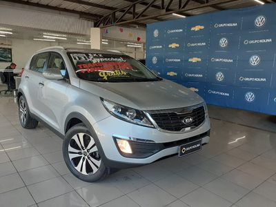 Kia Motors Sportage EX 2.0 (Flex) (Aut) 2013}