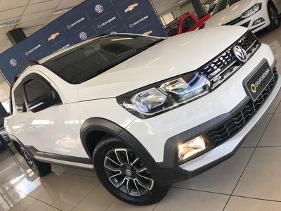 Volkswagen Saveiro Cross 1.6 CD 2018}