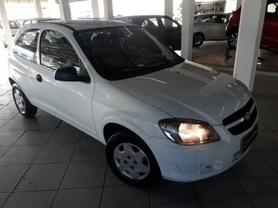 Chevrolet Celta Spirit 1.0 VHC (Flex) 2008}